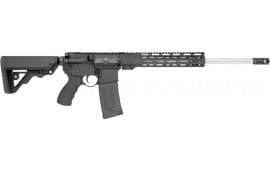 "Rock River Arms AR1562 LAR15 ATH V2 Carbine .223 Wylde 18"" Barrel 6 POS Stock Black"