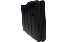 CPD 5X08041185CPD .308 5rd Black MagBlack Followr