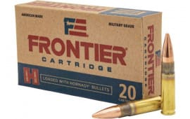 Frontier FR400 300 Blackout 125 FMJ - 20rd Box
