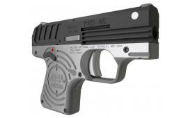 "Heizer CKH45BLK PKO 45 Single 45 ACP 2.75"" 5+1 Stainless Steel Grip/Frame Black"