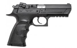 "Magnum Research BE99003RL Baby Desert Eagle DA/SA 9mm 4.4"" 10+1 Black Carbon Steel"