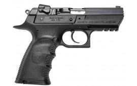 "Magnum Research BE99003RSL Baby Desert Eagle DA/SA 9mm 3.8"" 10+1 Black Carbon Steel"