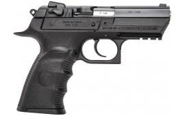 "Magnum Research BE94133RSL Baby Desert Eagle DA/SA 40 S&W 3.8"" 13+1 Black Carbon Steel"