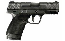 "Honor Defense Honor Guard Long Slide Semi Auto Pistol 9mm 3.8"" Barrel 7/8 Rounds No Safety Black - HG9SCLS"