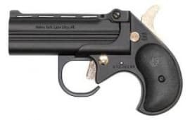 "Cobra Firearms / Bearman Long Bore Derringer 3.5"" Barrel .38Spl, 2 Round - LBG38BB"