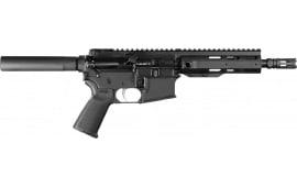 "Anderson 77147 AM15-7.5 Pistol RF85 *CA* AR Pistol Semi-Auto 7.5"" 10+1 Black"