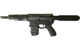 "Franklin Armory 3095 Salus 7.5"" Pistol AR Pistol Semi-Auto 7.5"" 30+1 Black"