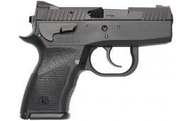 """Kriss USA SD90SCAL001 Sphinx SPD Subcompact Alpha DA/SA 9mm 3.1"""" 13+1 Black Polymer Grip"""