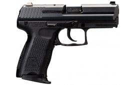 "HK 709303A5 P2000SK V3 *CA MA Compliant* DA/SA 9mm 3.26"" 10+1 2 Mags Decocker Black Interchangeable Backstrap Grip Black"