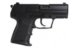 "HK 704303A5 P2000SK V3 *CA MA Compliant* DA/SA 40 S&W 3.26"" 9+1 2 Mags Decocker Black Interchangeable Backstrap Grip Black"