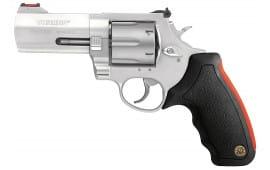 "Taurus 2444029ULT 444 UltraLte 44 RemMag 2.25"" 6rd FOF Black Rubber Cushion Insert Grip MSS"