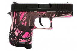 "Diamondback DB380MG DB380 Muddy Girl DA/SA 380 ACP 2.8"" 6+1 Muddy Girl"