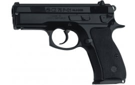 "CZ 91199 CZ-P P-01 9mm 3.9"" 14+1 Black Synthetic Grip Black Finish"