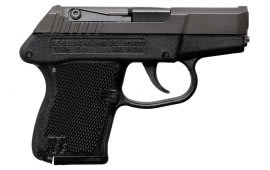 "Kel-Tec P3ATBBLK P-3AT 380 ACP Double 380 ACP 2.7"" 6+1 Black Polymer Grip Blued"