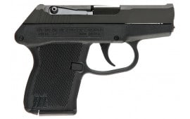 "Kel-Tec P3ATPKBLK P-3AT 380 ACP Double 380 ACP 2.7"" 6+1 Black Polymer Grip Black Parkerized"