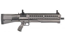 "UTAS PS1TG1 UST-15 Pump 12GA 19.5"" 3"" 14+1 Synthetic Tungsten Black Steel"