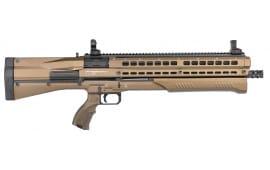 "UTAS PS1BB1 UTS-15 Pump 12GA 19.5"" 3"" 14+1 Synthetic Burnt Bronze Black Steel"