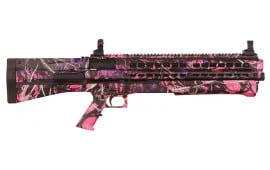 "UTAS PS1MG1 UTS-15 Pump 12GA 19.5"" 3"" 14+1 Synthetic Muddy Girl Black"