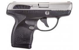 "Taurus 1007039101 Spectrum Double 380 ACP 2.8"" 6+1/7+1 Black Polymer Grip Stainless"