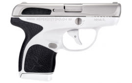 "Taurus 1007039301 Spectrum Double 380 ACP 2.8"" 6+1/7+1 Black Polymer Grip Stainless"