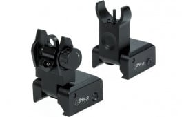 SUN SM9411 LOW Profile Flip UP AR Sights
