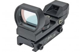 SUN CD13-RRG 23X33MM Reflex Sight R/G 4-RET