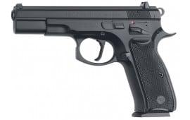 "CZ 01150 CZ 75 75-B Single 9mm Luger 4.6"" 10+1 Black Synthetic Grip Black"