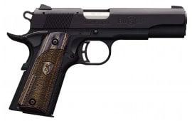 "Browning 051849490 1911-22 Single 22 LR 3.62"" 10+1 Black/Gray Wood Laminate Grip Gray Aluminum"