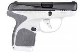 "Taurus 1007031302 Spectrum Double 380 ACP 2.8"" 6+1/7+1 Gray Polymer Grip Black Stainless Steel"