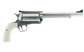 """Magnum Research BFR45707B BFR Long Cylinder SS Single 45-70 Government 7.5"""" 5 Bisley Black Laminate Stainless Steel"""
