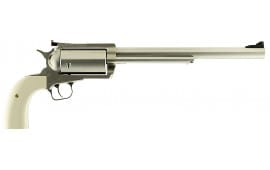 """Magnum Research BFR4570B BFR Long Cylinder SS Single 45-70 Government 10"""" 5 Bisley Black Laminate Stainless Steel"""