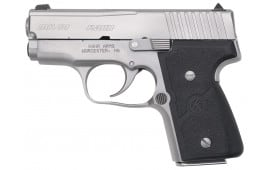 """Kahr Arms M4043 MK40 Standard DAO 40 S&W 3"""" 5+1/6+1 Black Poly Wraparound Grip SS"""
