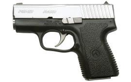 "Kahr Arms PM4043 PM40 Standard DAO 40 S&W 3.1"" 5+1/6+1 Poly Grip Black Poly Frame/SS Slide"