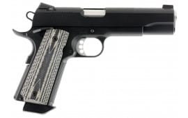 "Ed Brown SF3BBCAL2 Special Forces Gen 4 *CA Compliant* Single 45 ACP 5"" 7+1 Black/Gray G10 Grip Black Carbon Steel"