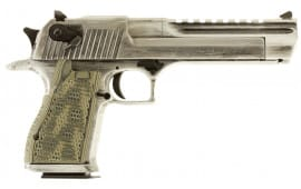 "Magnum Research DE44WMD Desert Eagle Single 44 Magnum 6"" 8+1 Polymer Grip White Cerakote"