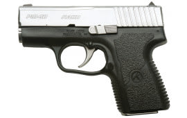 "Kahr Arms PM4043 PM40 Standard DAO 40 S&W 3.1"" 5+1/6+1 Poly Grip Black Poly Frame/SS Slide"
