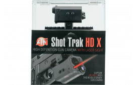 ATN SOGCSHTR2 Shot Trak-X HD Video Camera 1920 x 1080p 5mW Red Laser Black