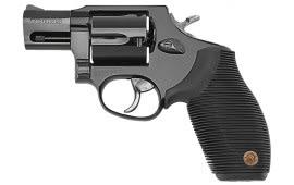 "Taurus 2905021 Model 905 9mm 2"" 5rd Fixed Sight Black Rubber Grip Blued"