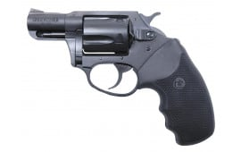 """Charter Arms 13820 Undercover Standard DA/SA 38 Special 2"""" 5 Black Rubber Blued"""