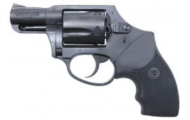 """Charter Arms 13811 Undercover Double Action Only Double 38 Special 2"""" 5 Black Rubber Blued"""