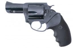 "Charter Arms 14420 Bulldog Standard DA/SA 44 Special 2.5"" 5 Black Rubber Blued"