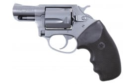 """Charter Arms 53820 Undercover Lite Standard DA/SA 38 Special 2"""" 5 Black Rubber Stainless"""