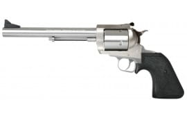 """Magnum Research BFR45/707 BFR Long Cylinder SS Single 45-70 Government 7.5"""" 5 Black Rubber Stainless"""