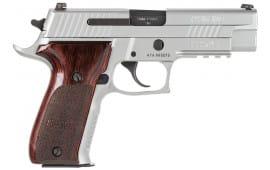 "Sig Sauer E26R9SSE P226 Elite 9mm 4.4"" 15+1 SRT NS Rosewood Grip SS"