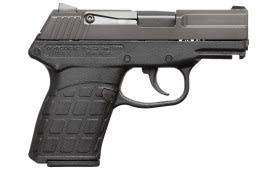 "Kel-Tec PF9PKBLK PF-9 9mm 3"" 7+1 Black Poly Grip Parkerized Finish"