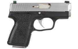 """Kahr Arms PM9093N PM9 DAO 9mm 3"""" 6+1/7+1 NS Poly Grip Black Poly Frame /SS"""