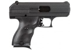 """Hi-Point 916G 9mm w/Galco Leather Holster Double 3.5"""" 8+1 Black Polymer Grip Black with Galco Holster"""