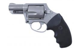 "Charter Arms 73524 Mag Pug Crimson DA/SA 357 Magazine 2.2"" 5 Crimson Trace Laser Stainless"
