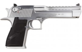 "Magnum Research DE44BC Desert Eagle Mk XIX 44Mag 6"" 8+1 Black Synthetic Brushed Chrome"