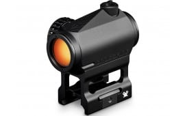 Vortex Optics Crossfire 2 MOA 1x28mm Red Dot Sight - CF-RD1